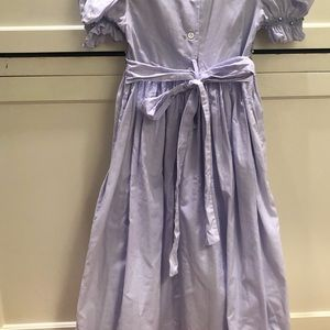 Strasburg lavender dress